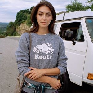 Roots Original Crew Sweatshirt